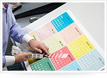 オフセット印刷の強み